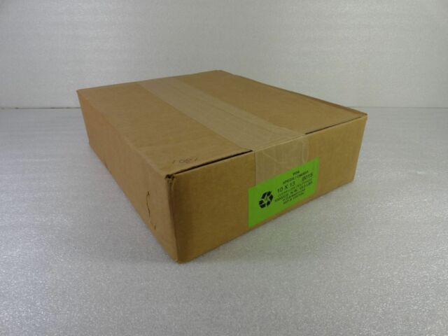 """1000~ 11X15/"""" 1.5 Mil Clear Flat Open Top LDPE Poly Bags Industrial Packaging Bag"""