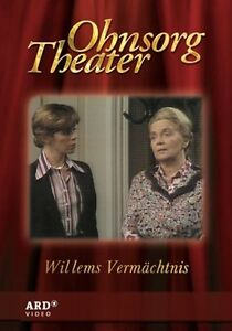 Ohnsorg-Theater-WILLEMS-HERITAGE-HEIDI-CABLE-Mahler-DVD-neuf