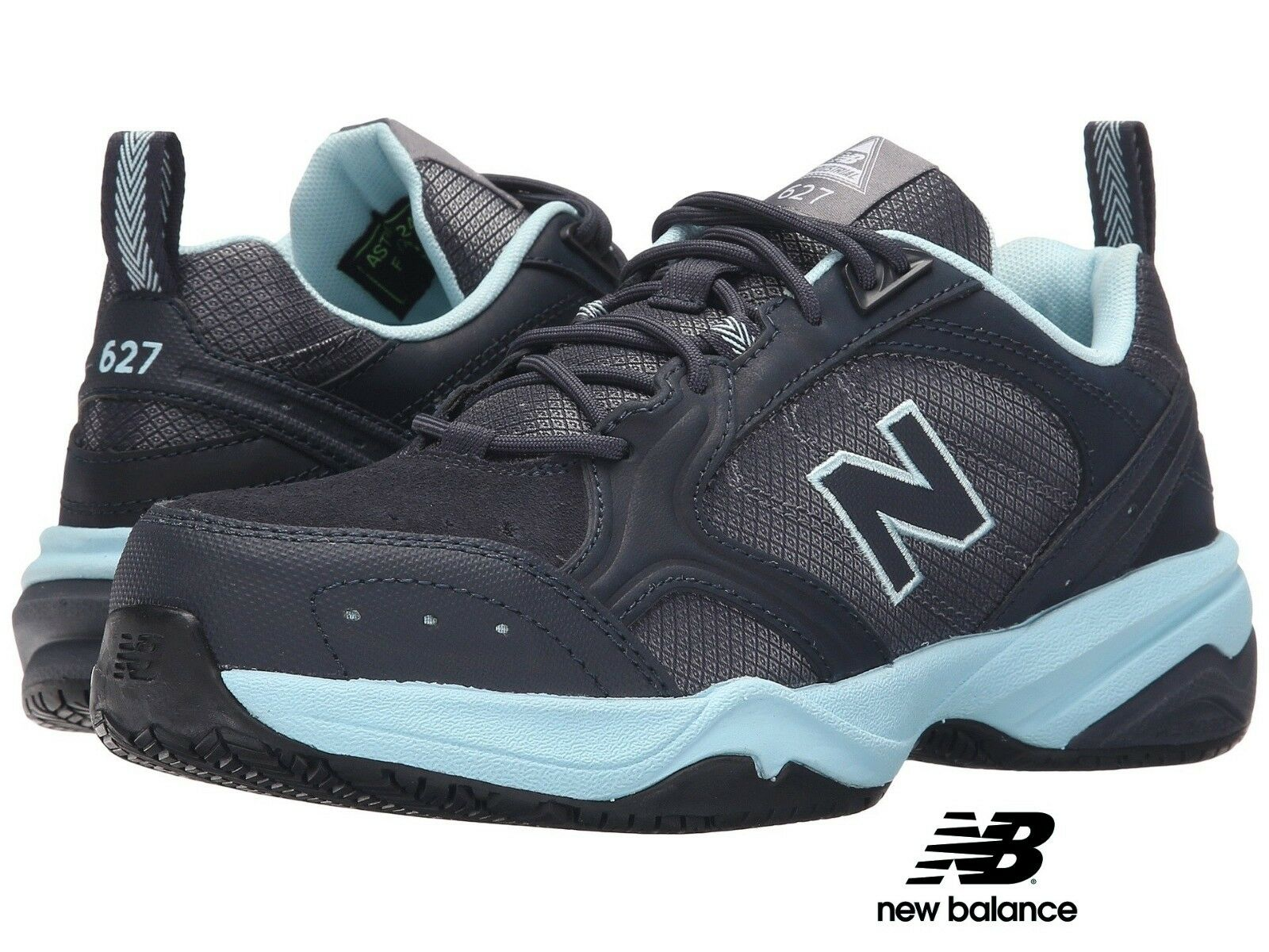 New Balance WID627GL Steel Toe Training Work shoes Women's Size 10.5 B NEW+BOX