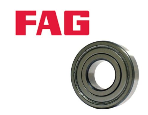 6202-2Z FAG METAL SHIELDED DEEP GROOVE BALL BEARING ID 15mm OD 35mm WIDTH 11mm