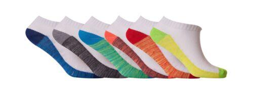 6 Paia di Calze da Uomo Nuove Scarpe Da Ginnastica Sport da Palestra Estate Cotone Pack calzature Taglia 6-11