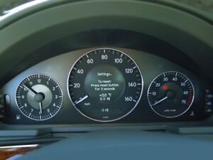 2005-2010-Mercedes-Benz-E-CLK-Class-Dashboard-Instrument-Cluster-Repair-Service