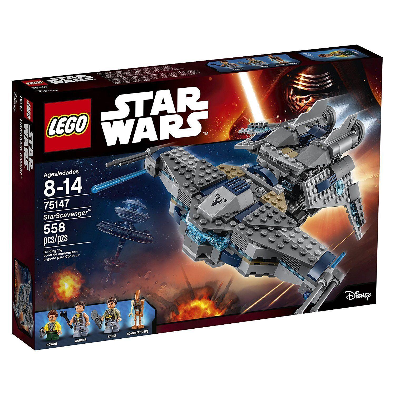LEGO 75147 - STAR WARS - StarScavenger  - 2016 - NEW