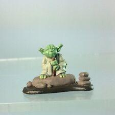 Star Wars YODA Rock Pile Jedi Knight Dagobah Micro Machines Galoob Vintage set
