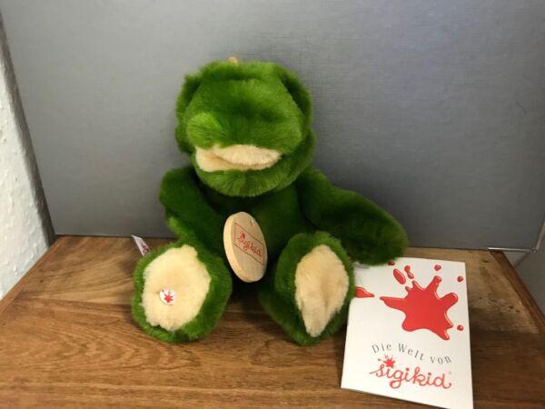 Teddys SIGIKID MAUS RATTE STOFFTIER MOON-SHINE-GANG MOUSE RAT BEANIE 35 CM MOONSHINE