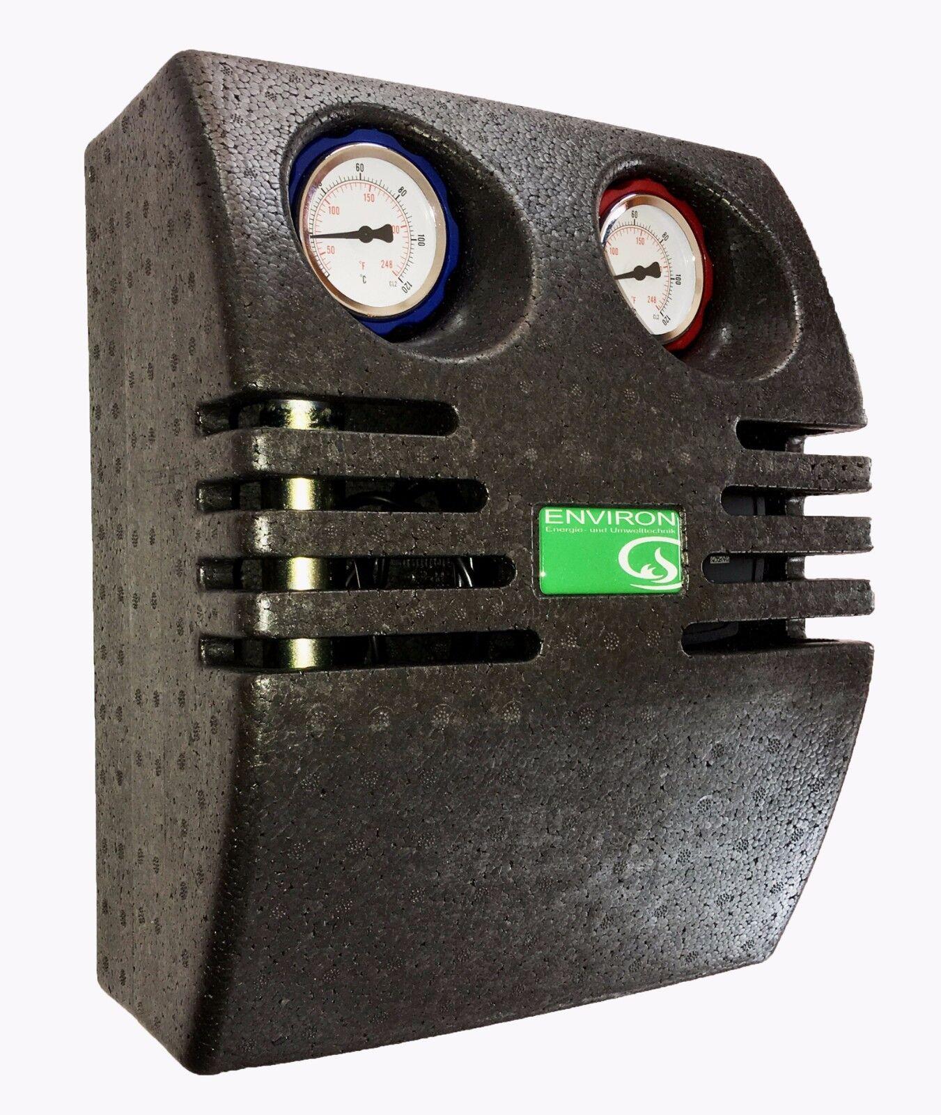 Heizkreisset Mischer 20-55°C o. 30-70°C ESBE Pumpengruppe Heizkreis Heizkreis Heizkreis Heizung Set da2d63