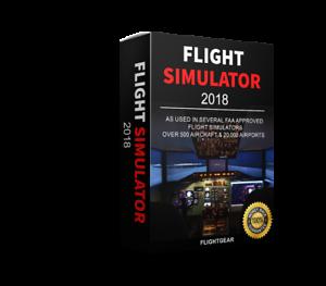 Details zu Flight Simulator Pro 2018 2018 Sim Plane Helicopter 500 Aircraft  20,000 Airports