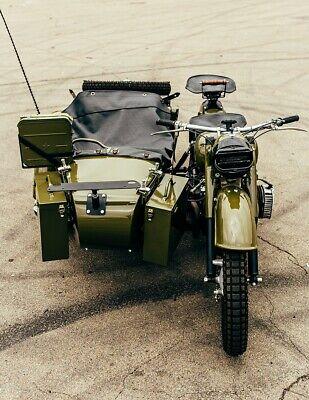 MG-Halter M72 MW750 K750 URAL BMW R71 Dnepr MT Holder pipe Dneper Dniepr Cossack