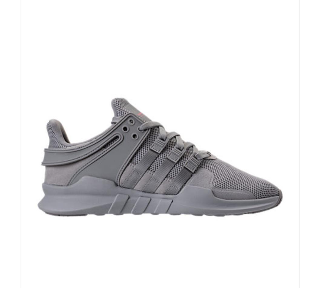 13 NEW Men's adidas Originals EQT Support ADV shoes Mono Triple Grey Pink CG2951