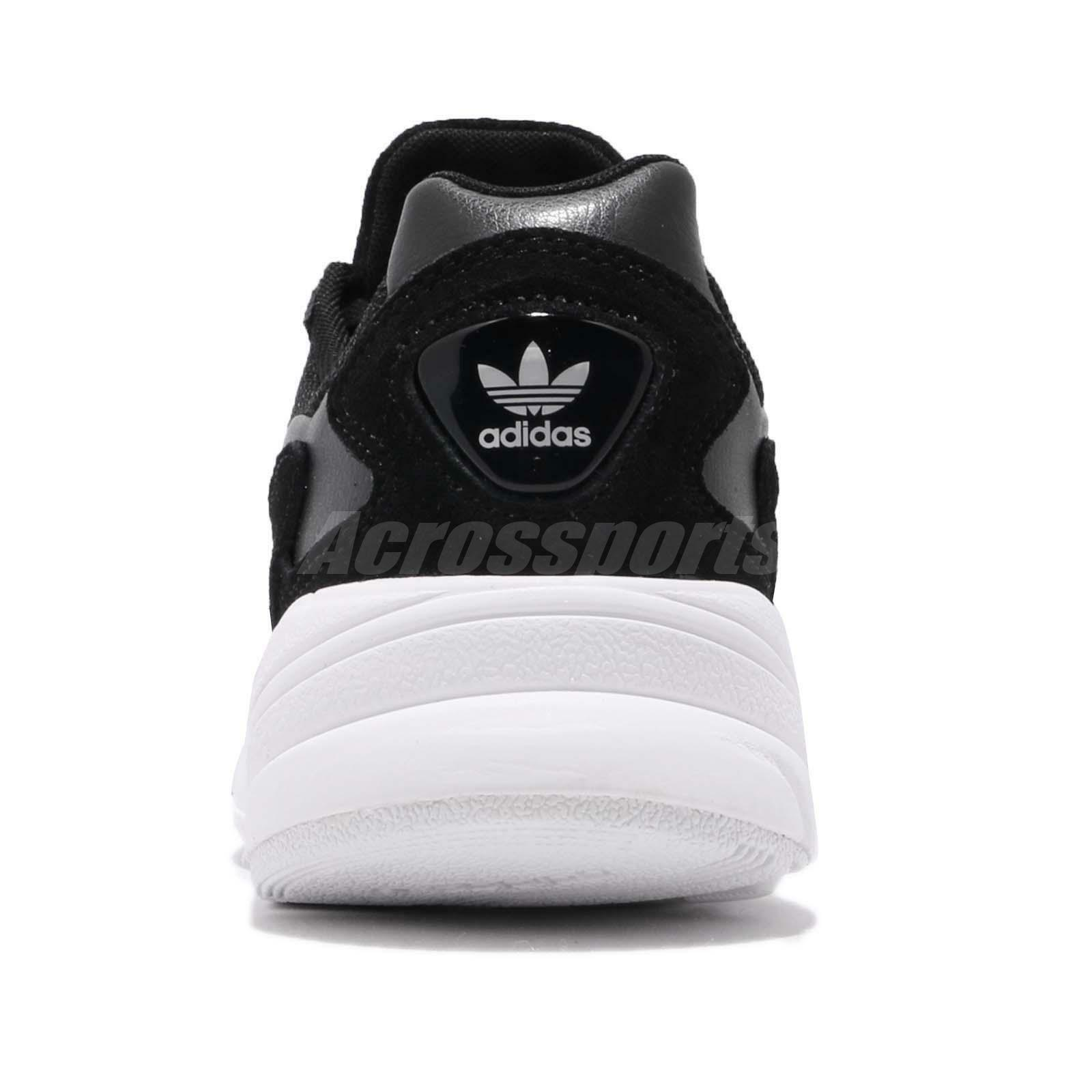 Adidas Originals Falcon W Black White Womens shoes Chunky Sneakers Sneakers Sneakers B28129 b7bbbe