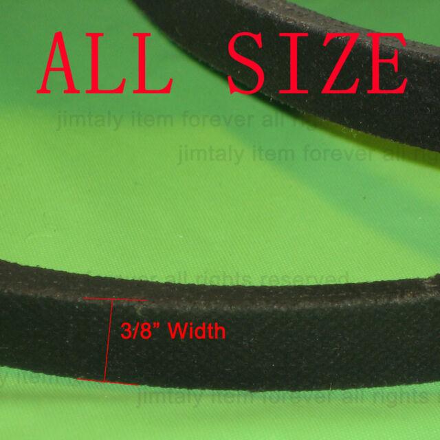 ALL SIZE Sewing Machine drive Treadle BELT V-Belt V BELT vbelt for Singer Juki