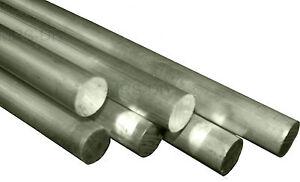 "Aluminium Round Bar Rod 3/4"" (19.05mm) Width x 400mm Length"