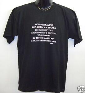 Fun-T-Shirt-You-Are-Leaving-Schwarz-S-XXL