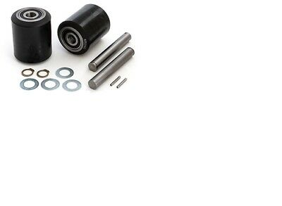 Includes All Parts Shown Lift-Rite L50 4 WAY Pallet Jack Load Wheel Kit