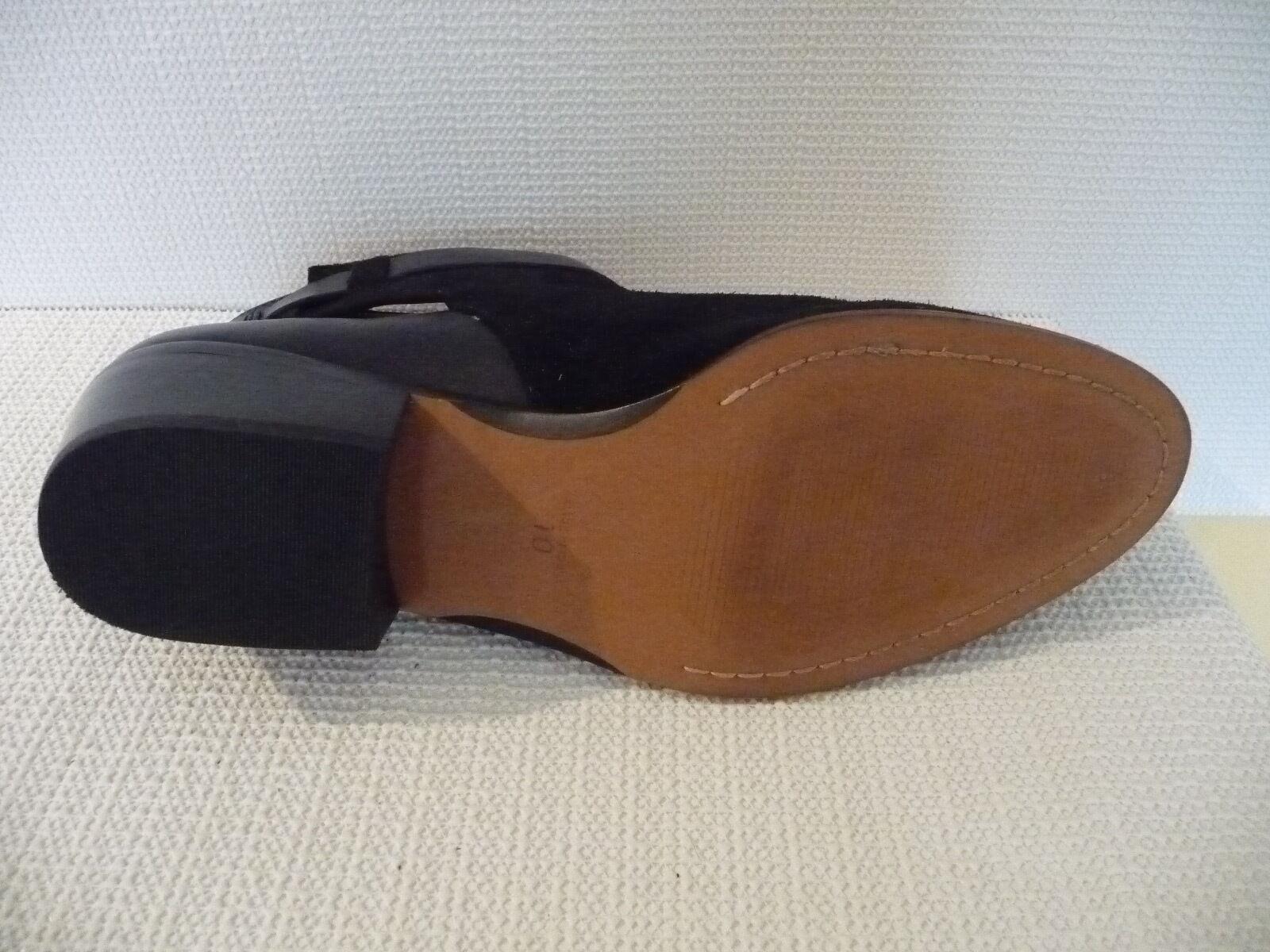 Nuevas botas Collar-Stud, madewell cherley Collar-Stud, botas B2975, Negro, Talla 10, 198   393c1c