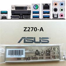 1PCS ATX Blende I//O shield Asus Z9PE-D16//2L backplate Custom