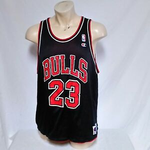 59c5a26c8 Image is loading VTG-Michael-Jordan-Chicago-Bulls-Reversible-Champion-NBA-