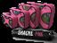 Shacke Pak 4 Set Packing Cubes Travel Organizers with Laundry Bag