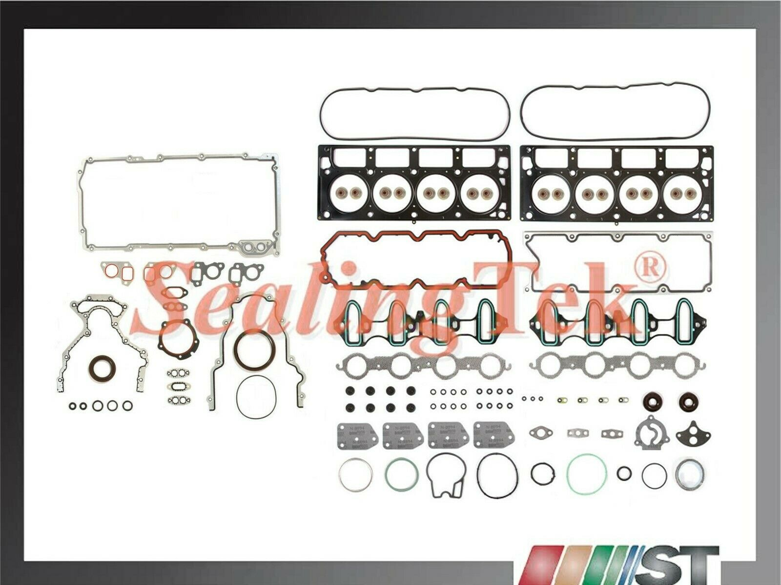 04 05 06 07 Buick Rainier 325 5.3L OHV V8  VORTEC  Main /& Rod Bearings