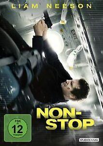 Non-Stop-von-Jaume-Collet-Serra-DVD-Zustand-gut