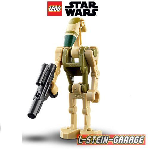LEGO® Star Wars™ Figur aus Set 75283 Kampfdroid mit Blaster NEU