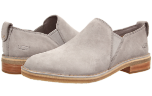 £ Bnib Taglia 3 Slip Ugg Ash Camellia Grey Shoes Ankle Australia Uk On 130  PnOSq 8c9bace027a