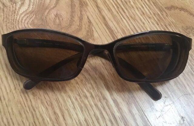 60c9b37933e Maui Jim Havana Brown Shoreline Sunglasses in Hard Case Clean for ...