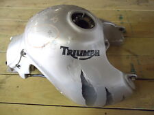 2005 Triumph Tiger 955i Silver Petroleum Gas Fuel Tank