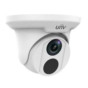 Uniview IPC3618SR3-DPF 8MP 2.8mm WDR Network PoE IP IR Fixed Dome Camera