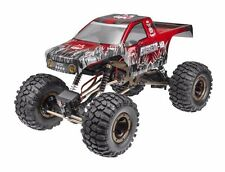 Redcat Everest-10 Rock Crawler 1/10 Scale 4WD RC Remote Control Truck RTR Red