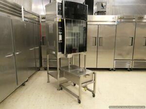 Alto-Shaam-AR-7EVH-Ventless-Hood-Electric-Rotisserie-Chicken-Turkey-Baking-Oven