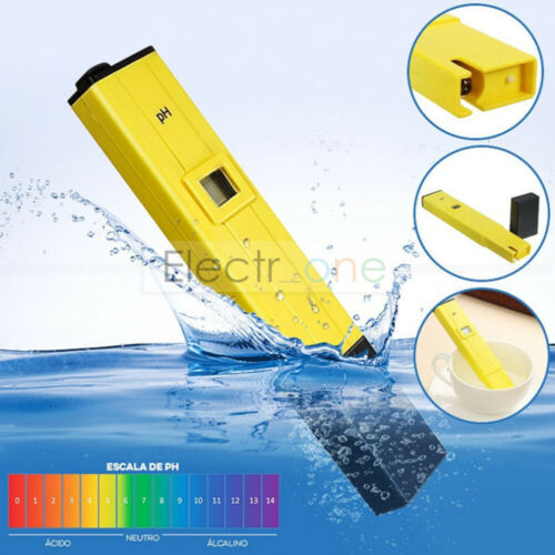 Digital PH Meter//TDS Lab//PH Testpapier LCD Tester For Aquarium Pool Hydroponic
