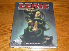 Eerie Archives Volume 8, SEALED, Warren, Dark Horse, hardcover Mike Ploog +