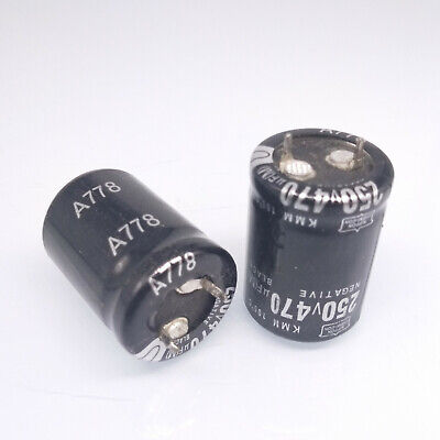 US Stock 20x 3.3UF 3.3mfd 50V 4 x 5mm SMD Solid Aluminum Electrolytic Capacitors