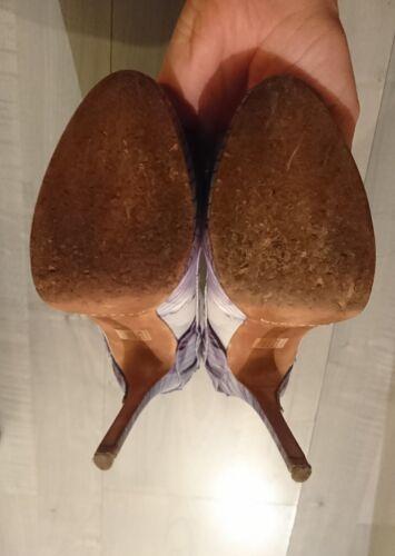Shoes Karen Karen Millen Millen Silver Purple gTtwqn