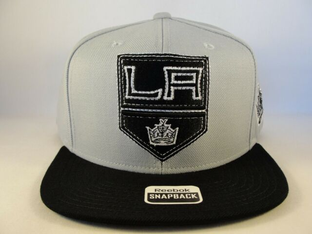 419b0677e8 Los Angeles Kings NHL Reebok Snapback Hat Cap