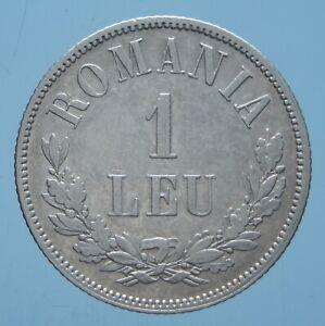 ROMANIA-1-LEU-1873-b