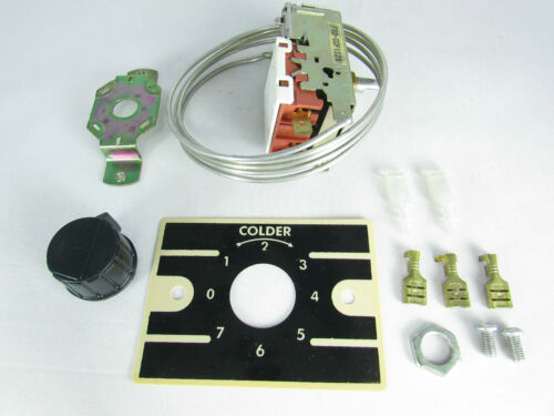 K50-P1126 Refrigeration Thermostat for Freezer Cabinet
