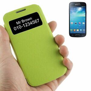 Étui pour Téléphone Portable Coque de Protection Samsung Galaxy S4 Mini/ i9190