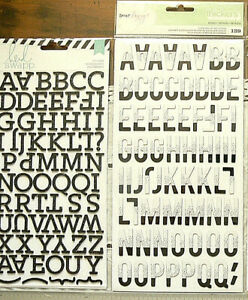 Letter-amp-Number-Stickers-BLACK-3-Styles-5-30mm-Wide-amp-16-45mm-High-Choice-L7