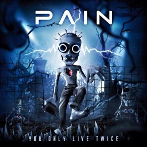 Pain-You-Only-Live-Twice-CD