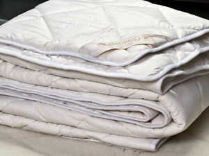 Merino Wool Duvet Quilt 100 Natural Bed Cotton All Sizes