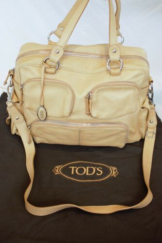 New Todd's Borsa pelle Nearly in a di laptop morbida tracolla WggqaA8RY