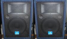 LEM 10.2 COPPIA 2 CASSE ACUSTICHE AUDIO PASSIVE NON AMPLIFICATE ATTIVE