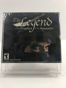 New-The-Legend-of-the-Prophet-amp-the-Assassin-CD-Rom-PC-Game