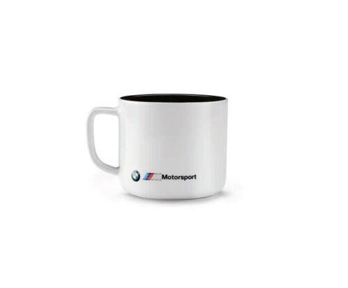 Original BMW M Motorsport Tasse Kaffeetasse Becher Kaffee NEU 80282461129