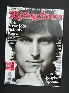 Rolling Stone Magazine Issue 1142 October 27 2011 Steve
