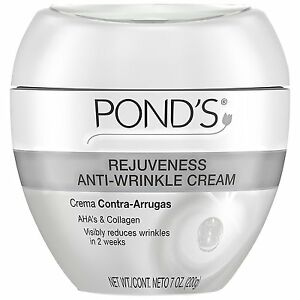 Pond-039-s-Anti-Wrinkle-Cream-Rejuveness-7-oz-New-Free-Shipping