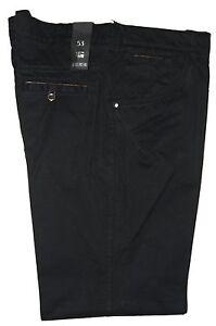 ea3bb43da5d3 Caricamento dell immagine in corso Pantalone-uomo-TAGLIE-FORTI -53-58-cotone-elasticizzato-