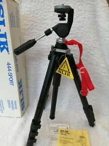 SLIK-444-Sport-camera-tripod-strap-boxed-Japan-used-once-excellent-condition